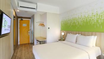 Zest Hotel Sukajadi Bandung - Zest Queen Room With Breakfast Regular Plan