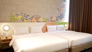 Zest Hotel Sukajadi Bandung - Zest Family Room Only Regular Plan