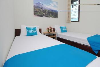Airy Tegalrejo HOS Cokroaminoto 209 Yogyakarta - Standard Twin Room Only Regular Plan