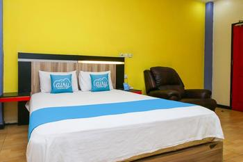 Airy Sungai Saddang Baru 18H Makassar Makassar - Deluxe Double Room Only Special Promo Sep 45