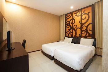 Istana Permata Ngagel Surabaya - Standard Twin Regular Plan