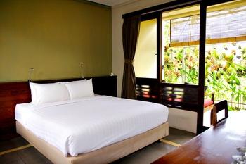 Rumah Taman Bali - Standard Double Room Regular Plan
