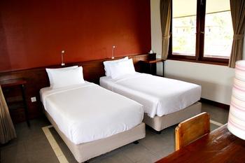 Rumah Taman Bali - Standard Twin Room Regular Plan