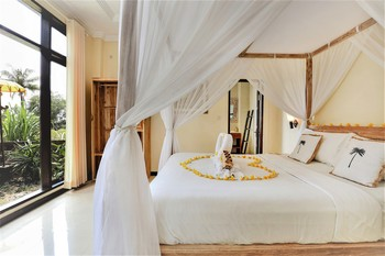 Bisma Cottages Ubud Bali - Deluxe Cottage Room Only 30% Deluxe Room Only