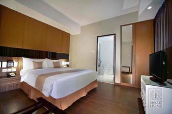 The Malibu Suites Balikpapan Balikpapan - Three Bedroom Family Suites Apartement Regular Plan