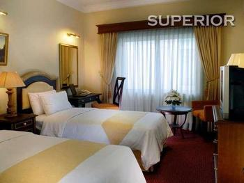 Blue Sky Pandurata Jakarta - Superior Twin or Hollywood Bed WEEKEND DEAL