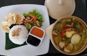 Blue Sky Pandurata Jakarta - PEGIPEGI DINNER PACKAGES Regular Plan
