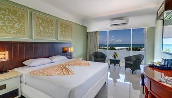 Maharani Beach Hotel Bali - Deluxe Ocean View Room Regular Plan
