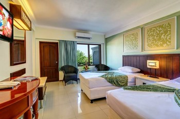 Maharani Beach Hotel Bali - Deluxe Pool View Room Min.Stay 3N
