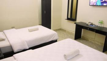 G Hotel Syariah Bandar Lampung - Ruby Twin Bed Regular Plan