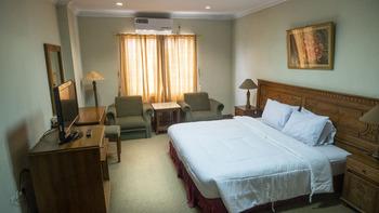 Grand Mangku Putra Hotel Cilegon - Superior Double Room Only Regular Plan
