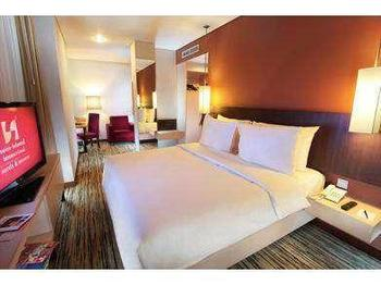 Swiss-Belinn Balikpapan - Junior Suite Room Regular Plan