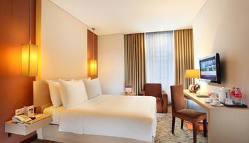 Swiss-Belinn Balikpapan - Deluxe Double Room Only Regular Plan