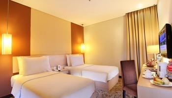 Swiss-Belinn Balikpapan - Deluxe Twin Room Regular Plan