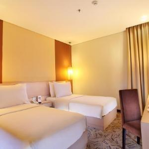 Swiss-Belinn Balikpapan - Deluxe Twin RO Regular Plan