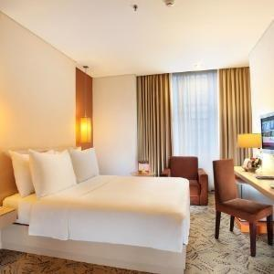Swiss-Belinn Balikpapan - Deluxe Double Regular Plan