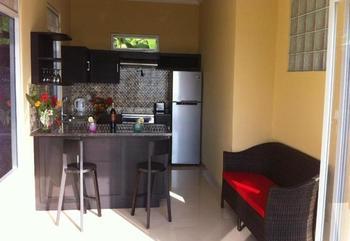 Banana Villa Retreat Bali - Apartment A Regular Plan