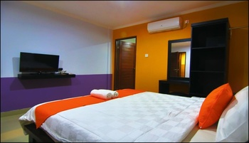 deSeruni Guest House Bali - Superior Hot Water Regular Plan