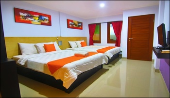 deSeruni Guest House Bali - Deluxe Room Regular Plan
