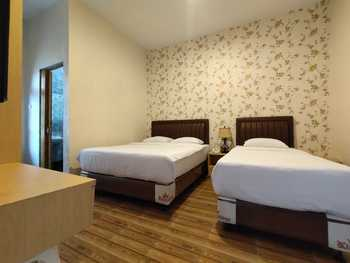The Gior Inn Medan - Family Room KETUPAT