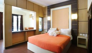 Kondra Premier Guest House Kuta Bali - Deluxe Room Regular Plan