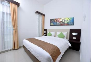 Putra Kahayan Hotel Palangkaraya Palangka Raya - Deluxe Double Room Only Regular Plan