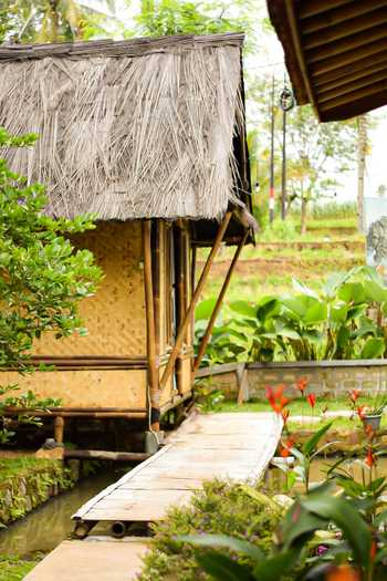 Paddies homestay Cianjur - Saung Apa Regular Plan