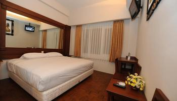 Wirton Dago Hotel Bandung - VIP Double Bed Regular Plan