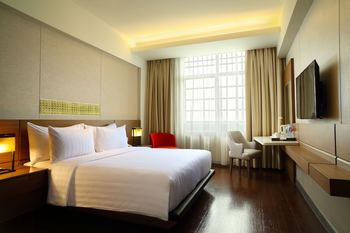 Hotel Santika Premiere ICE BSD City - Executive Suite Room King Offer  Last Minute Deal 2021