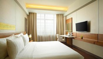 Hotel Santika Premiere ICE BSD City - Executive Suite Room King Regular Plan