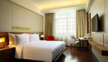 Hotel Santika Premiere ICE BSD City - Premiere Suite Room King Offer Last Minute Deal
