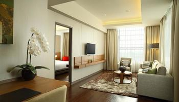 Hotel Santika Premiere ICE BSD City - Premiere Suite Room King Regular Plan