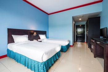 Hotel Darma Nusantara 2 Makassar - Deluxe Twin Promo Gajian