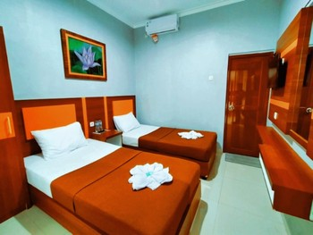 Learnotel Puncak - Superior Twin Room Only Regular Plan