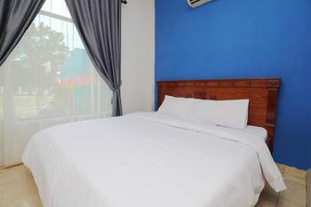 Sky Inn Syariah Medan Sunggal Medan - Deluxe Double Room Only Regular Plan