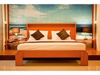 Aqua Bali Villa Bali - Standard room Breakfast Regular Plan