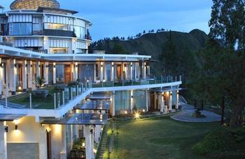 Taman Simalem Resort Danau Toba