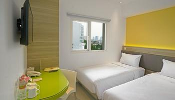 Amaris Hotel Fachrudin - Tanah Abang - Smart Room Twin Offer 2020 Last Minute Deal