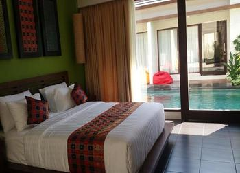 La LEELA Jimbaran Bali - One Bedroom Villa with Private Pool Room Only Regular Plan