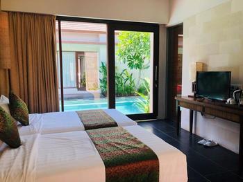 Gaing Mas Jimbaran Villas by Gaing Mas Group Bali - Lagoon Pool Access Free Floating Breakfast Hot Deal - Lagoon Only