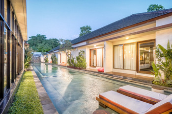 Gaing Mas Jimbaran Villas by Gaing Mas Group Bali - Lagoon Villa Room Only Minimum 2nights Deal
