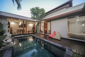 Gaing Mas Jimbaran Villas by Gaing Mas Group Bali - Two Bedroom Villa with Private Pool Room Only Hot Deal 55%
