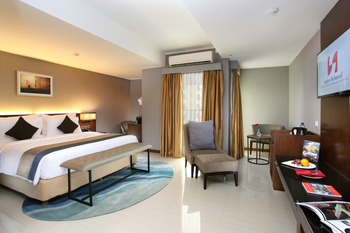 Swiss- Belresidences Rasuna Epicentrum Jakarta - Grand Deluxe Room Only Regular Plan
