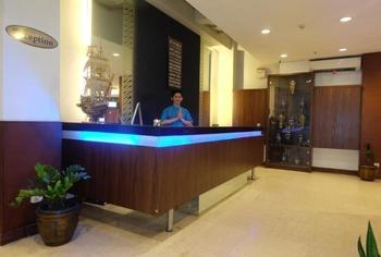 Hotel Blue Pacific