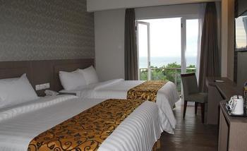 Horison Palma Pangandaran Pangandaran - Family Room Regular Plan