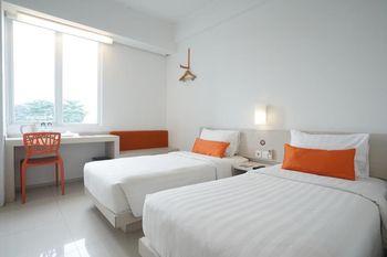 Algoritma Hotel Palembang by The Alts Palembang - Superior Twin Room Only Regular Plan