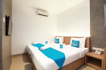 Airy Cikarang Cibarusah Raya Ruko CBC Bekasi - Standard Twin Room with Breakfast Special Promo Nov 45