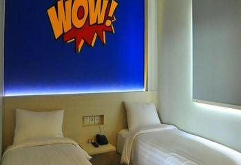 Summer Bed and Breakfast Hotel Banjarmasin - Superior Twin Room Regular Plan