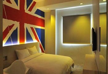 Summer Bed and Breakfast Hotel Banjarmasin - Deluxe Room Regular Plan