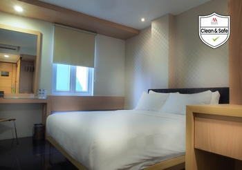 M Hotel  Jakarta - Deluxe Room Only LAST MINUTE PROMO 30% OFF ROOM ONLY
